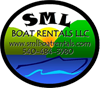 SML Boat Rentals Logo